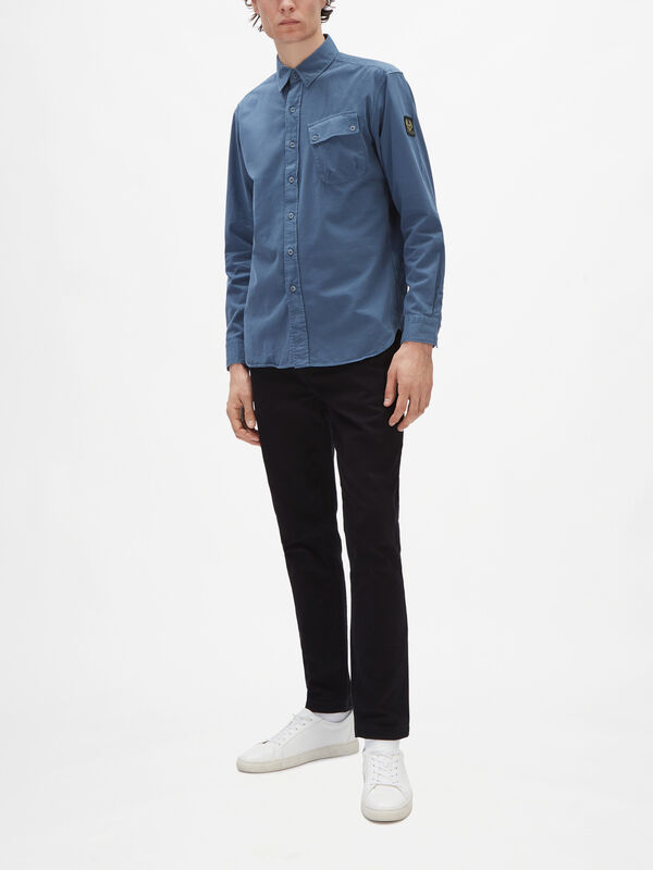 Pitch Twill Shirt