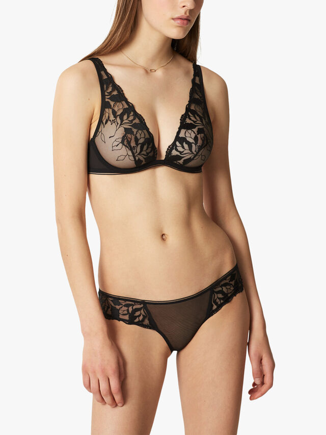Sin Triangle Underwired Bra