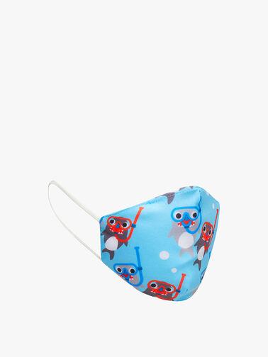 Kids Shark Face Mask
