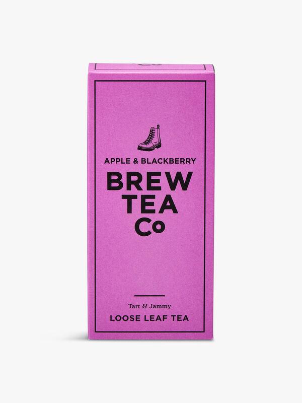 Apple and Blackberry Loose Tea