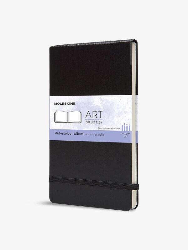 Large Art Watercolor Album