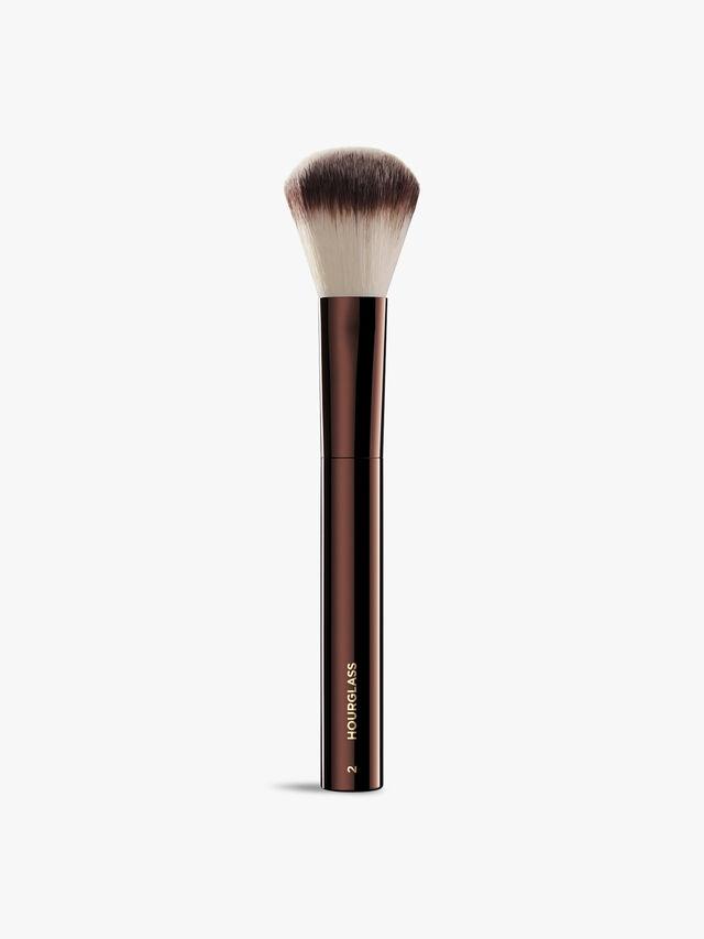 No. 2 – Foundation & Blush Brush
