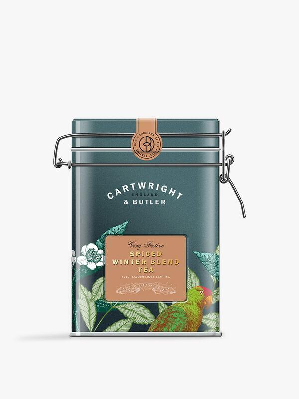 Spiced Winter Tea Caddy