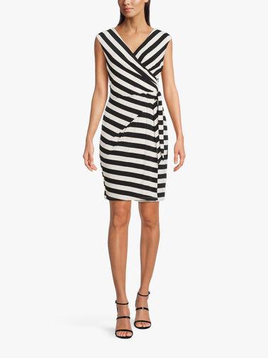 Saida-SSlv-Capri-Stripe-Knee-Length-Dress-840449