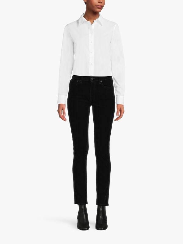 Tompkins Mid Rise Skinny Jean