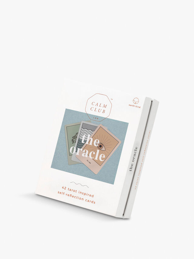 The Oracle Self Reflection Cards