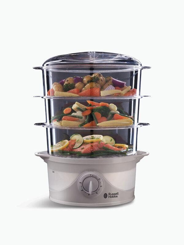 3-Tier Food Steamer