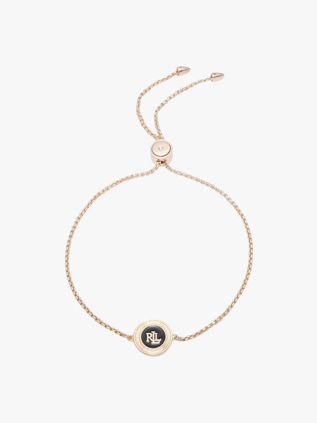 LRL Enamel Slider Bracelet