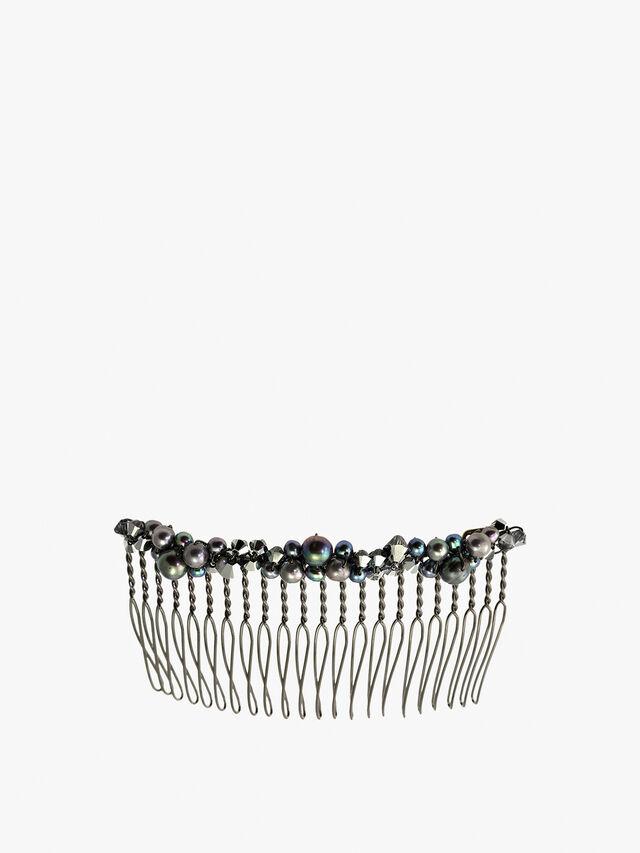 Pearl Society Medium Wire Comb