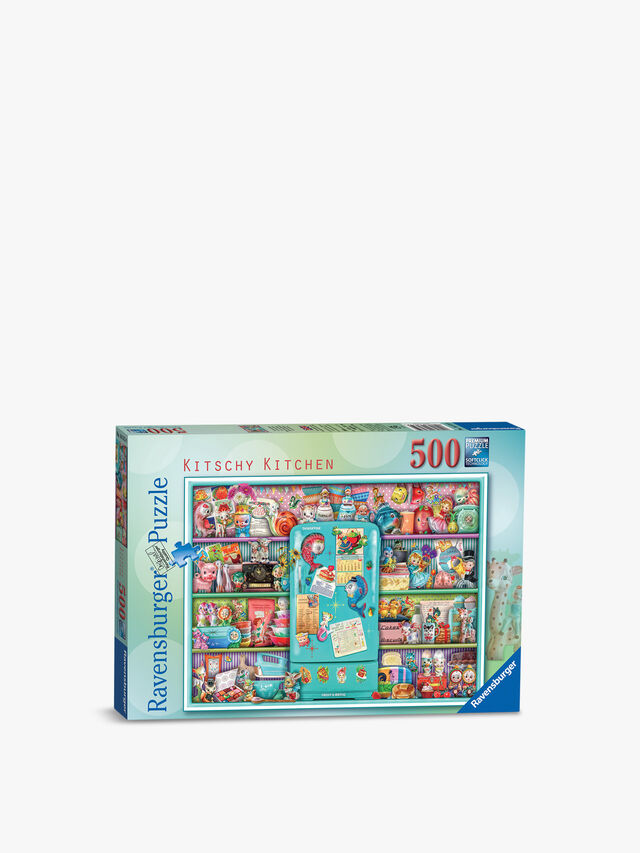 Kitschy Kitchen Puzzle 500pc