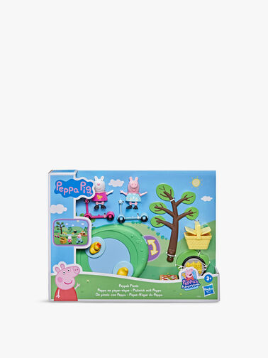Peppa's Picnic Playset