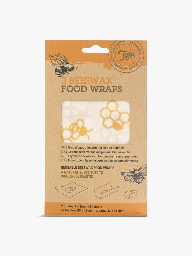 Honeycomb Food Wraps 3 Piece
