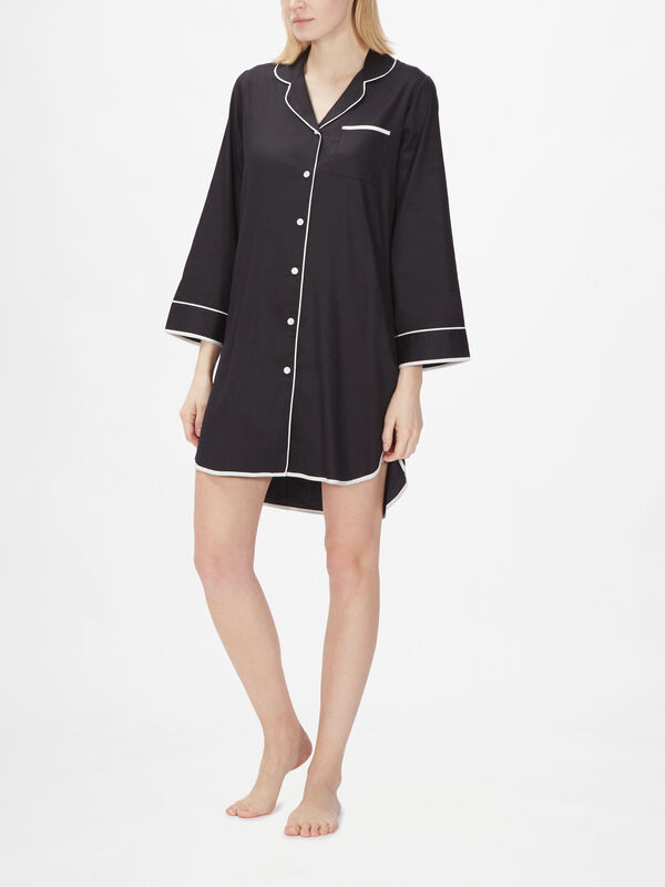 Kensington Long Sleeve Nightshirt