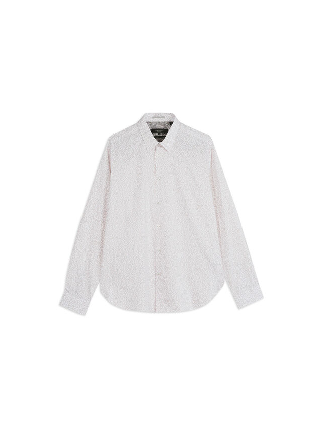 KIELSR Long Sleeve Regular Fit Shirt
