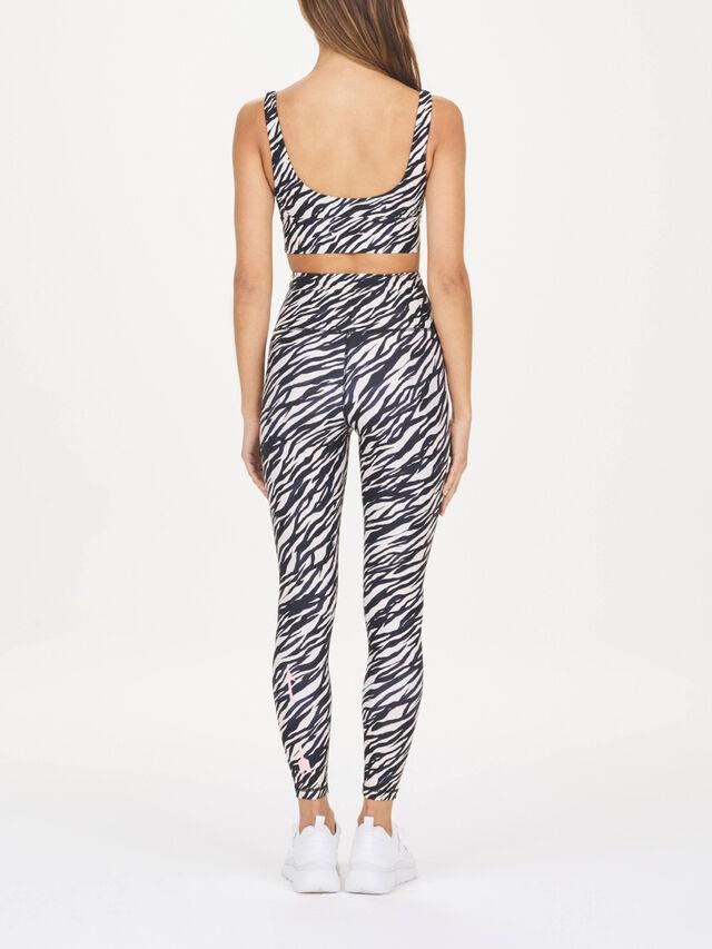 Zebra Midi Pant