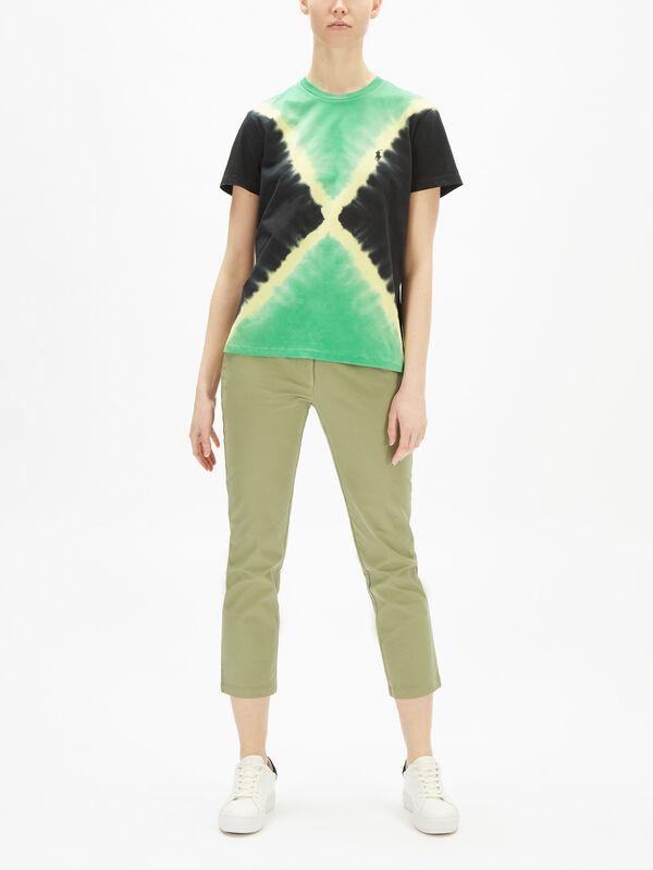 Tie Dye Short Sleeve T-shirt