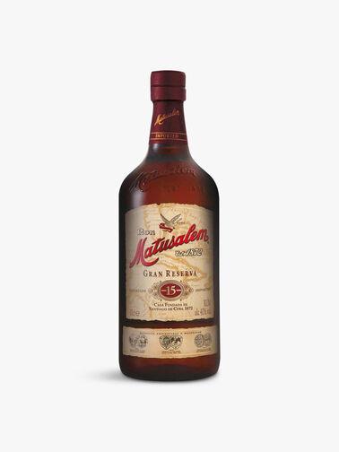 Matusalem Gran Reserva 15yr Rum 70cl