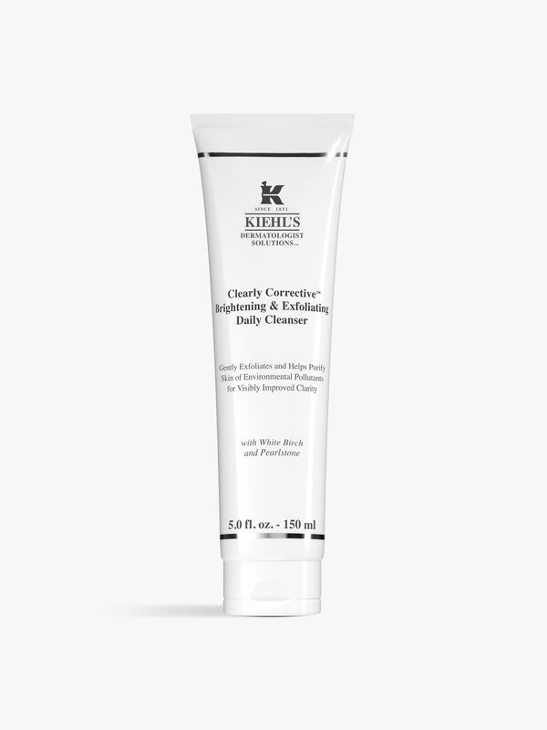 Clearly Corrective Brightening & Exfoliating Daily Cleanser