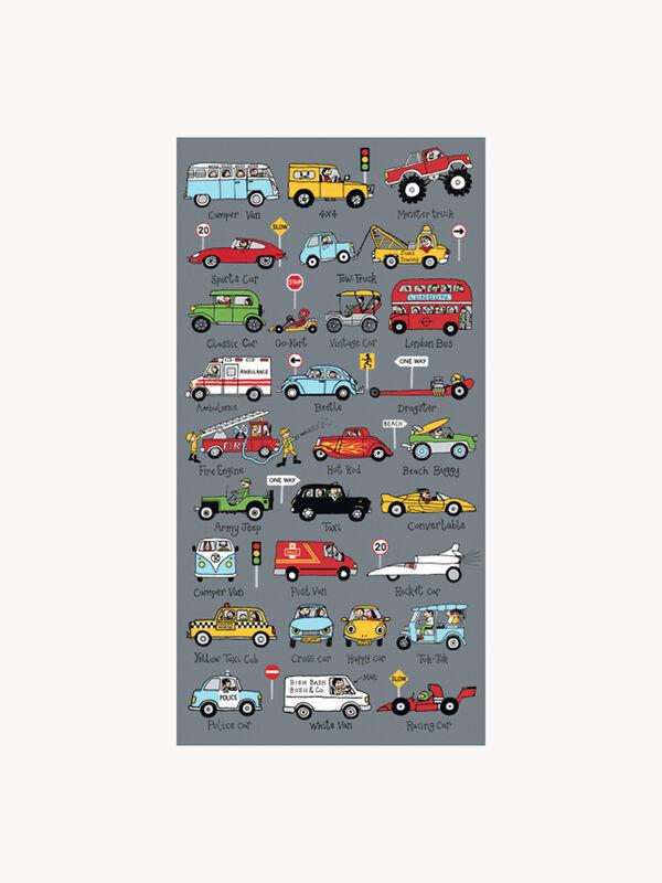 Cars Towel