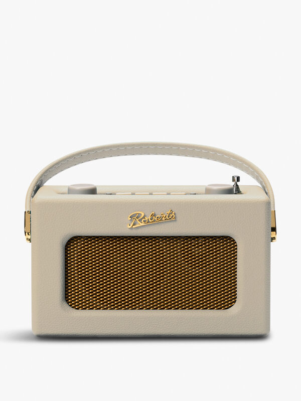 Revival Uno DAB+/DAB/FM Portable Radio Pastel Cream