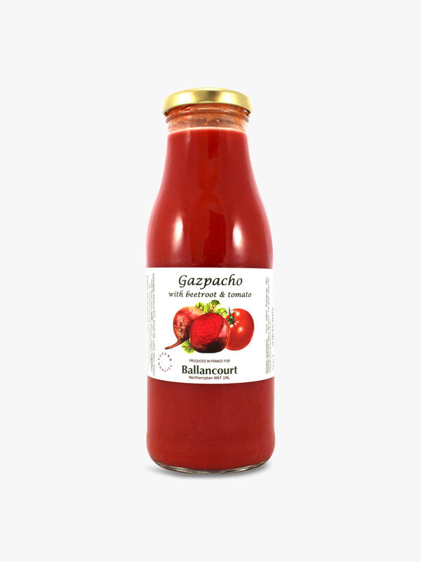Gazpacho With Tomatoes And Beetroot 500ml