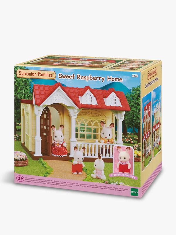 Sweet Raspberry Home