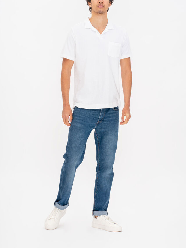 Towell Polo Shirt