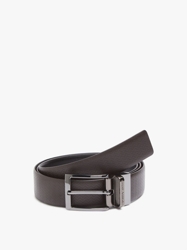 Reversable Embossed Belt