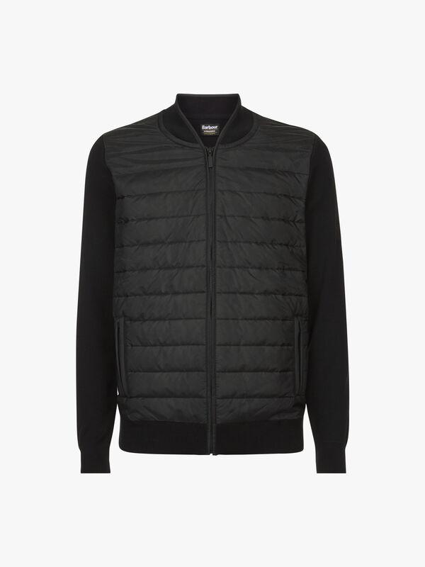 Baffle Zip Through Jacket
