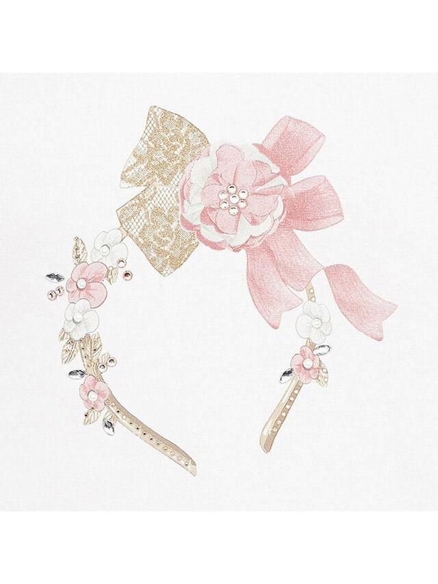 Floral Headband Top