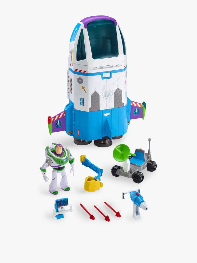 Buzz Lightyear's Star Command