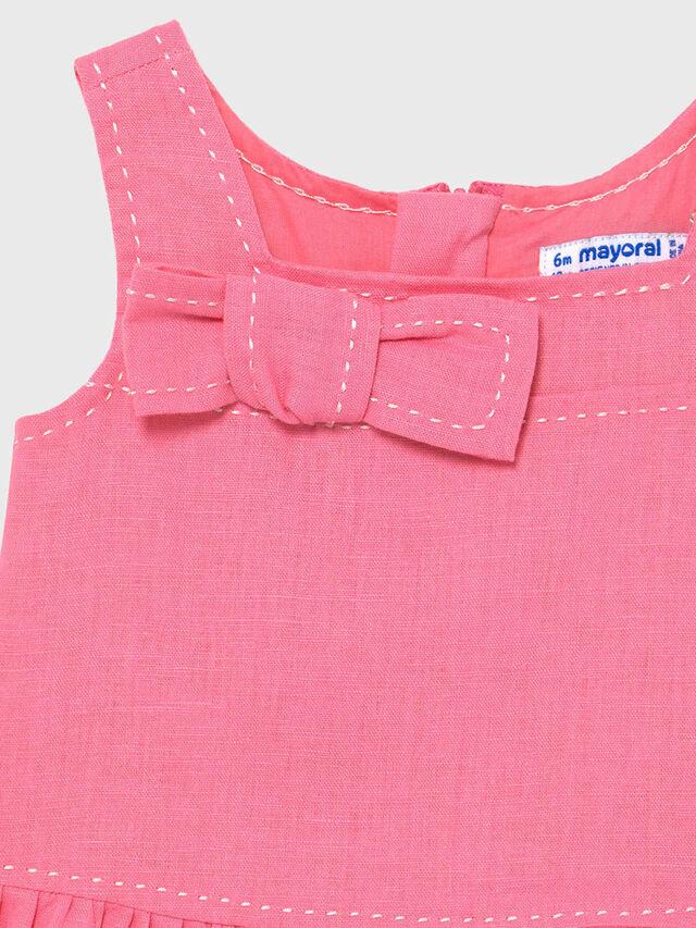 Linen Stitch Detail Dress