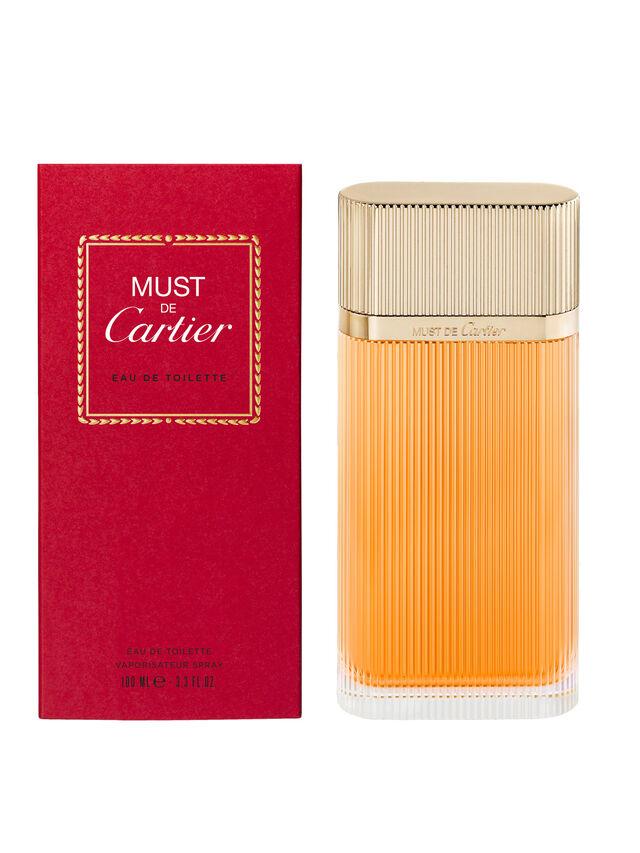 Must de Cartier Eau de Toilette 100ml