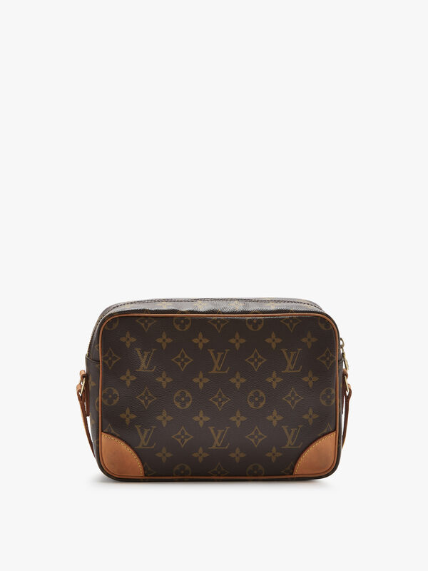 Louis Vuitton Monogram AB Trocadero 27