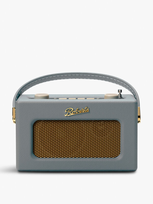 Revival Uno DAB+/DAB/FM Portable Radio Dove Grey