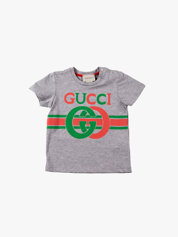 Short Sleeved T-Shirt With Logo