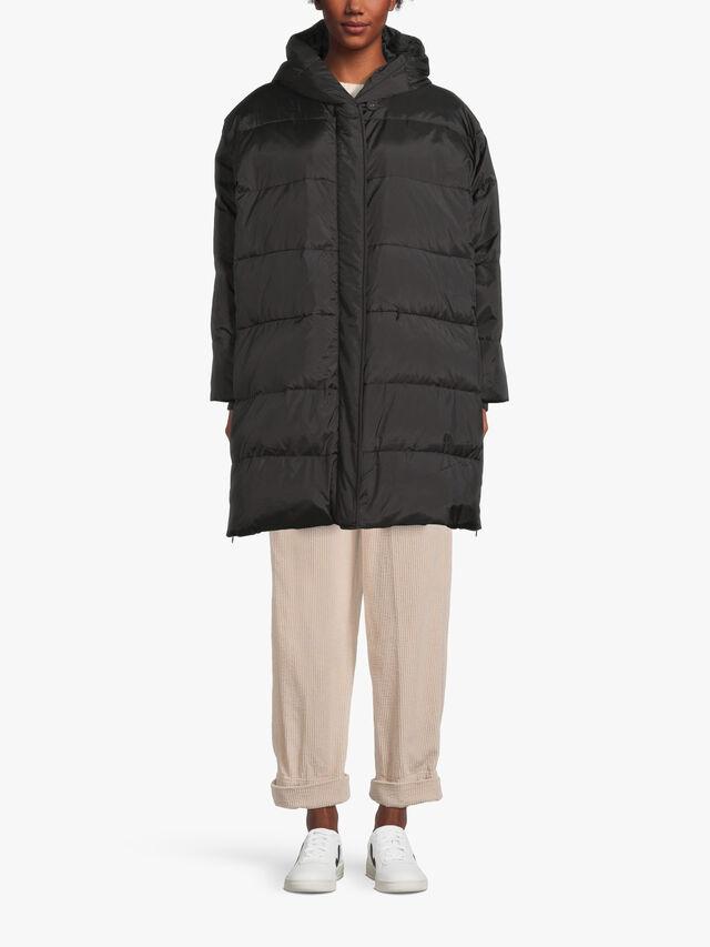 Thilde Mid Length Padded Jacket