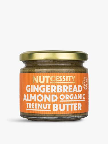 Organic Gingerbread Almond Butter
