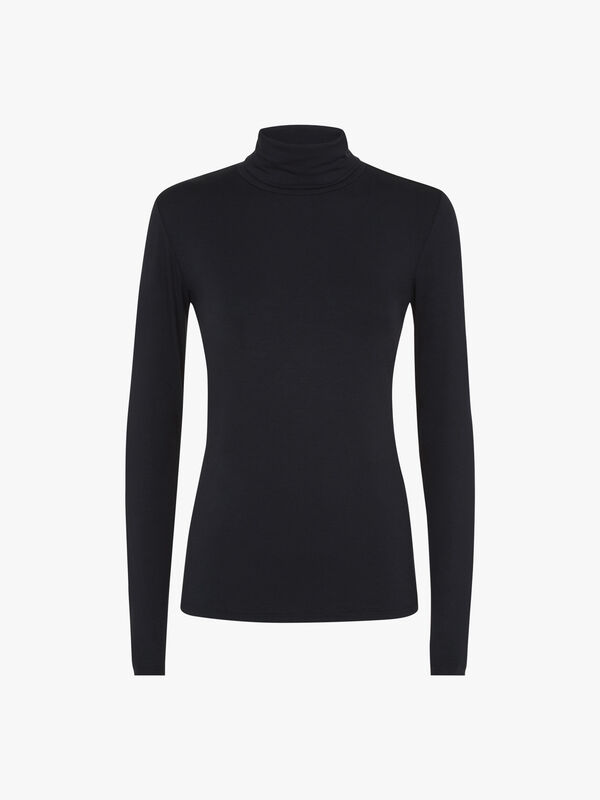Multig Turtle Neck Body Top