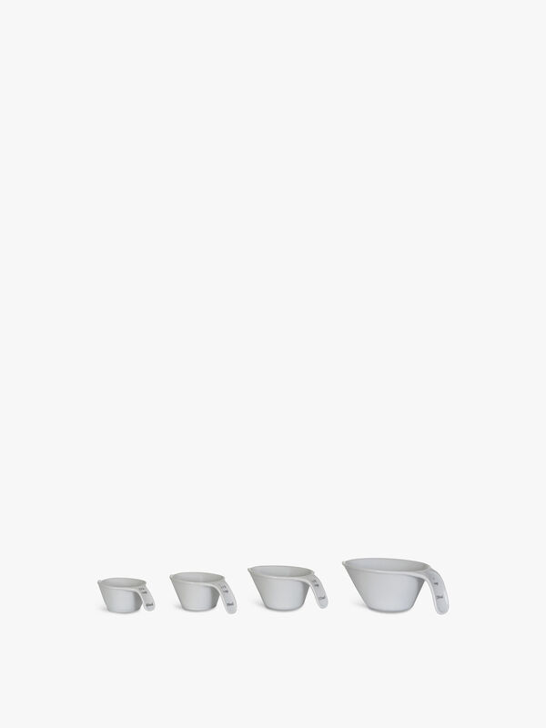 Rialto Measuring Cups Porcelain