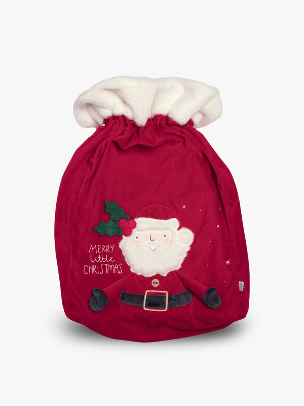Large Sack Santa