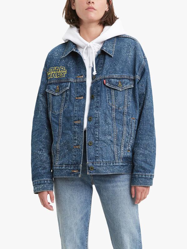Star Wars Dad Trucker Jacket