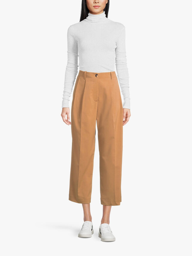 Lille Pleated Pant