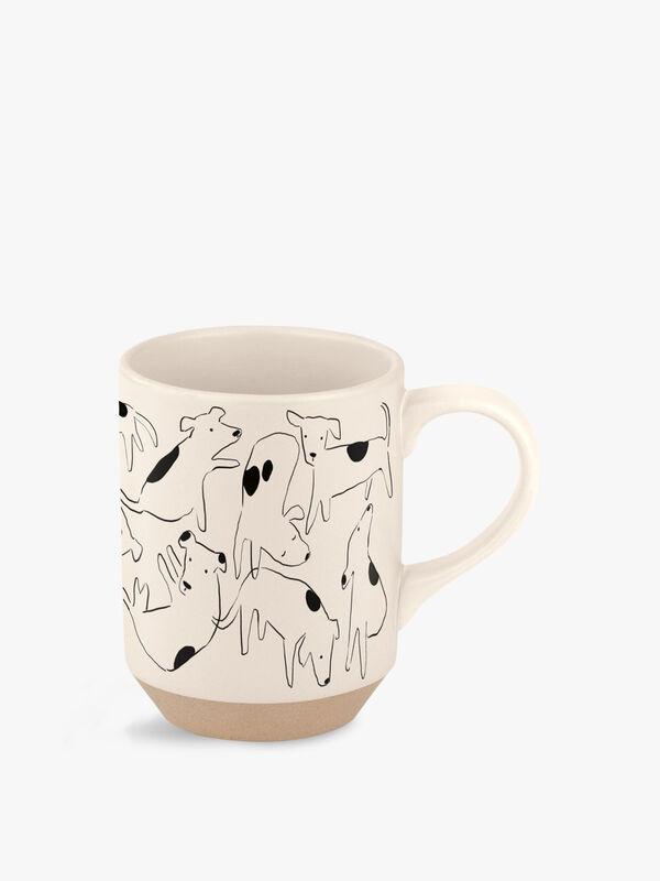 Nosey Dog Mug