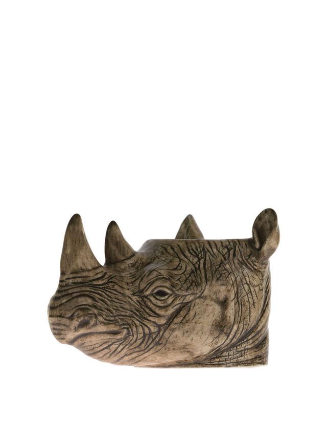 Rhino Face Egg Cup