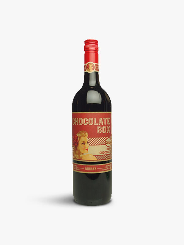 Chocolate Box Shiraz 75cl