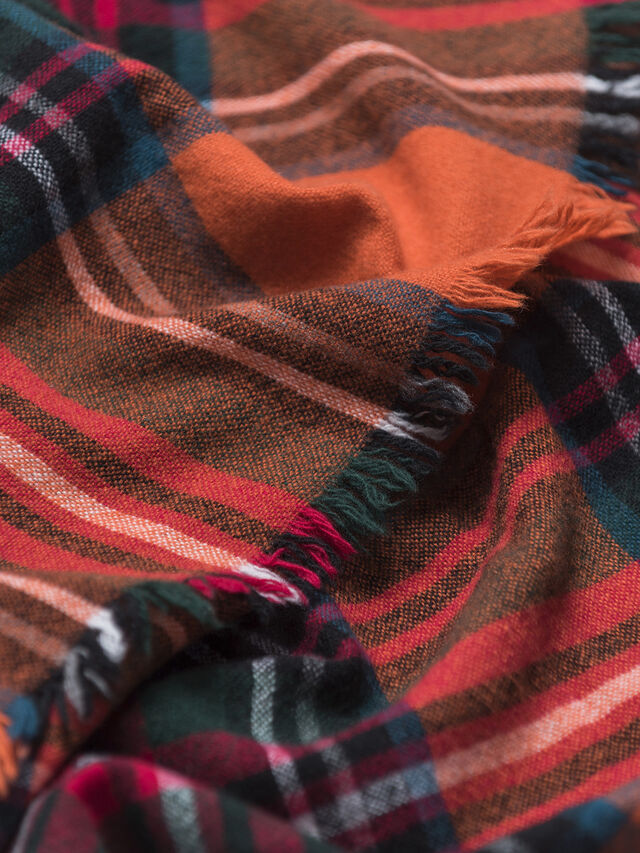 Washed Beaufort Scarf