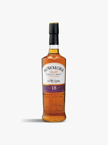 Bowmore 18yr Single Malt Whisky 70cl