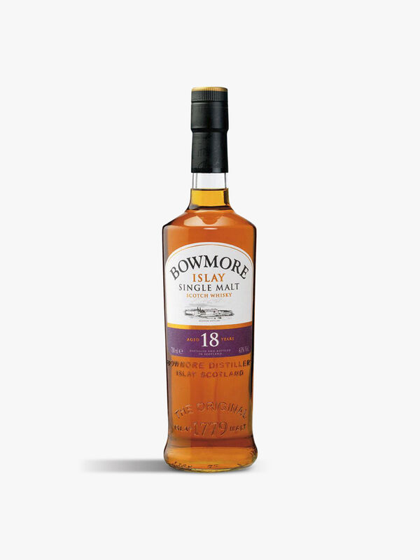 Bowmore 18yr Single Malt Whisky 70cl