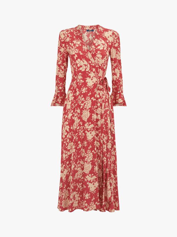 Harlow Printed Maxi Dress
